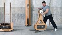 Nohrd WaterGrinder Essenhout Roeitrainer - Gratis trainingsschema-3