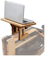 Waterrower Laptop Steun - Natural-2
