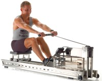WaterRower S1 Roeitrainer - Gratis montage-2