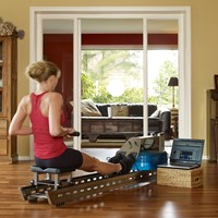 WaterRower S1 Roeitrainer - Gratis montage-3