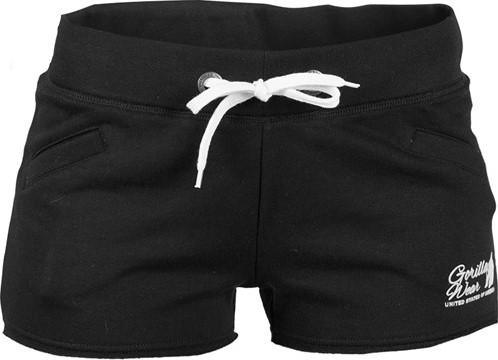 Gorilla Wear New Jersey Sweat Shorts - Zwart