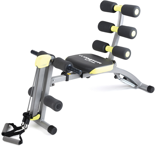 Wonder Core 2 - Fitness Device - Buikspiertrainer