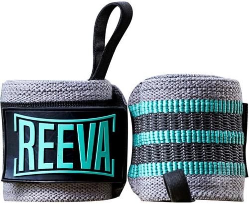 Reeva Wrist Wraps - Blauw