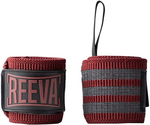 Reeva Wrist Wraps - Rood