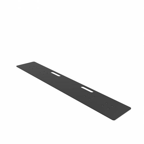 Lifemaxx Crossmaxx XL Skid Plate - voor Crossmaxx Rig