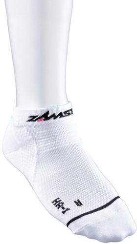 Zamst HA-1 Run Support Sokken - Wit