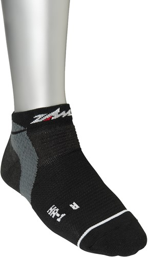 Zamst HA-1 Run Support Sokken - Zwart